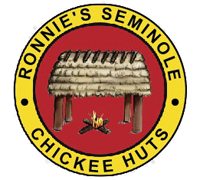 Ronnie's Tiki Huts – Get a real Seminole Tribe Tiki Hut!